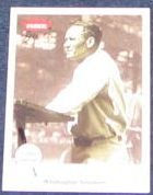 2002 Fleer Greats of the Game Walter Johnson #13