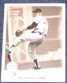 2002 Fleer Greats of the Game Gaylord Perry #44 Giants