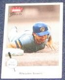 2002 Fleer Greats of the Game Paul Moliter #2 Brewers