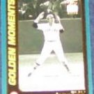 2001 Topps Golden Moments Carlton Fisk #791 Red Sox