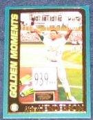 2001 Topps Golden Moments Rickey Henderson #787