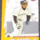 1999 Pac Invincible Spanish Ken Griffey Jr. #17 Mariners
