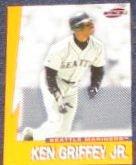 1999 Pac Invincible Spanish Ken Griffey Jr. #17 Mariners