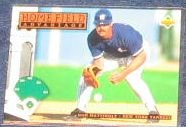 1994 UD Homefield Advantage Don Mattingly #290 Yankees