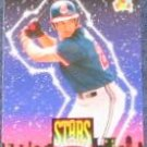 1994 UD Fun Pack Manny Ramirez #1 Indians