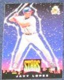 1994 UD Fun Pack Javy Lopez #6 Braves