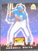 1994 UD Fun Pack Rondell White #3 Expos