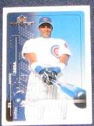 1999 UD MVP Sammy Sosa #39 Cubs