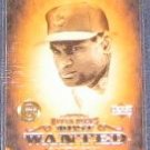 2001 UD Most Wanted Sammy Sosa #MW5 Cubs