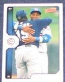 2002 UD Victory Sammy Sosa #301 Cubs