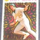 1993 UD Fun Pack Hot Shot Mark McGwire #17 Athletics
