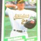 1990 Fleer Mark McGwire #15 Athletics