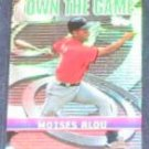 2002 Topps Own the Game Moises Alou #OG1 Astros