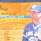 1995 Studio Gold Paul Molitor #10 Blue Jays