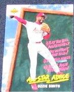 1993 Fun Pack All-Star Advice Ozzie Smith #215