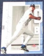 2001 Fleer Genuine Shawn Green #14 Dodgers