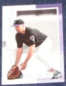2001 Fleer Genuine Mark Grace #19 Diamondbacks