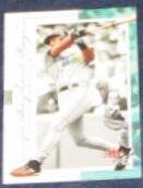 2001 Fleer Genuine Vinny Castilla #29 Devil Rays