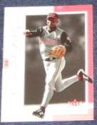 2001 Fleer Genuine Pokey Reese #61 Reds