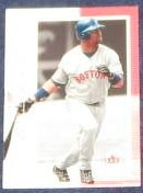 2001 Fleer Genuine Troy O'Leary #46 Red Sox