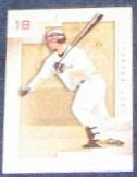 2001 Fleer Showcase Jeff Bagwell #97 Astros