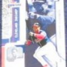 2001 Fleer Game Time Roberto Alomar #47 Indians