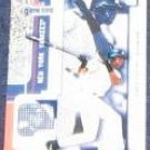 2001 Fleer Game Time Bernie Williams #89 Yankees