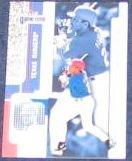 2001 Fleer Game Time Rafael Palmeiro #10 Rangers