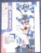 2001 Fleer Game Time Jim Thome #11 Indians