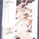 2001 Fleer Game Time Magglio Ordonez #88 White Sox