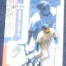2001 Fleer Game Time Shawn Green #16 Dodgers