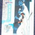 2001 Fleer Game Time Eric Owens #46 Marlins
