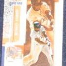 2001 Fleer Game Time Juan Encarnacion #15 Tigers