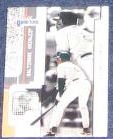 2001 Fleer Game Time Albert Belle #54 Orioles