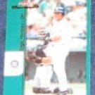 2002 Fleer Maximum Edgar Martinez #26 Mariners