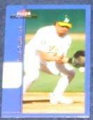 2002 Fleer Maximum Jason Giambi #7 Yankees