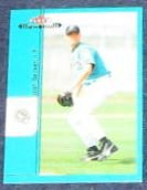 2002 Fleer Maximum Josh Beckett #88 Marlins