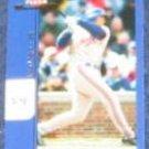 2002 Fleer Maximum Jose Vidro #60 Expos