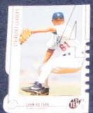 2002 Topps Ten Die-Cut Chan Ho Park #154 Dodgers