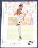 2002 Topps Ten John Burkett #143 Braves