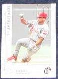 2002 Topps Ten Bob Abreu #80 Phillies