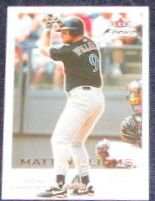 2001 Fleer Focus Matt Williams #124 Diamondbacks