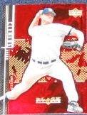 2000 UD Black Diamond Roger Clamens #39 Yankees