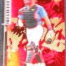 2000 UD Black Diamond Ivan Rodriguez #22 Rangers