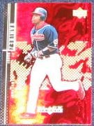 2000 UD Black Diamond Manny Ramirez #13 Indians