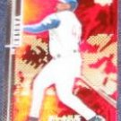 2000 UD Black Diamond Mo Vaughn #2 Angels