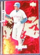 2000 UD Black Diamond Tony Batista #8 Blue Jays