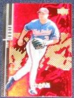 2000 UD Black Diamond Jose Vidro #64 Expos