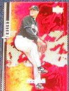 2000 UD Black Diamond Al Leiter #72 Mets