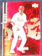2000 UD Black Diamond Bobby Abreu #77 Phillies